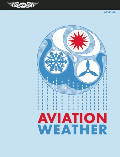 Aviation Weather (FAA Handbooks series) (Aviation And Weather Services compare prices)