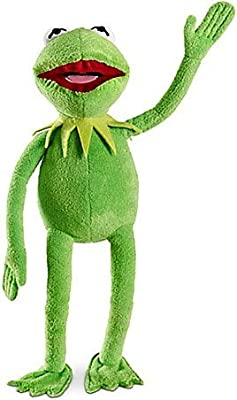 The Muppets Exclusive 16 Inch DELUXE Plush Figure Kermit