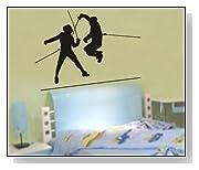Fencing Sword Wall Mural