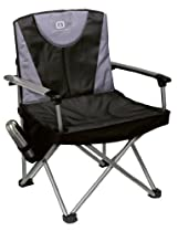 Outbound Equipment 300-Pound Capacity King Chair (Black, Medium)