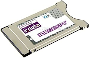 Icecrypt Irdeto CI/CI+ Secure CAM Modul (Neotion Hardware) für ORF ICE Smartcard, AustriaSat, etc