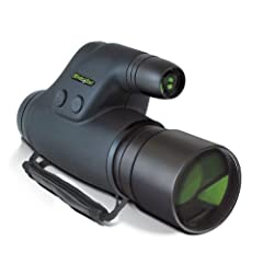 Night Owl Optics 5-Power NOXM50 Night Vision Monocular by Night Owl