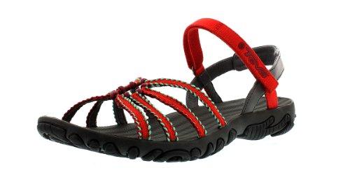 Teva - Sandali sportivi Kayenta Dream Weave W's, Donna, Rosso (Rot (red 554)), 37