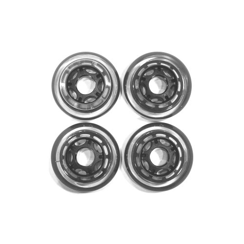 RADIUS (RADIUS) inline skating for Super wear 78 mm 82a 4 piece set 4 wheels inline foot minutes