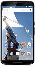 Motorola Nexus 6 Unlocked Cellphone, 32GB, Midnight Blue (U.S. Warranty)