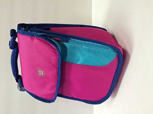 Arctic Zone insulated Lunch - Pink, Blue and Light Blue - 1