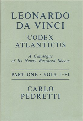 Codex Atlanticus. (2 volumi) Catalogue