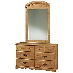South Shore Prairie Double Dresser