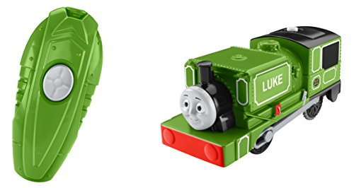 Fisher-Price Thomas The Train Track Master R/C Luke Engine Train (Thomas Train Remote compare prices)