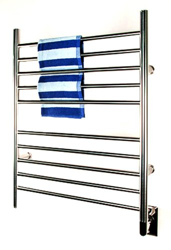 Radiant Hardwired Straight Towel Warmer