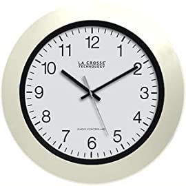 Atomic Wall Clock 14-inch diameter
