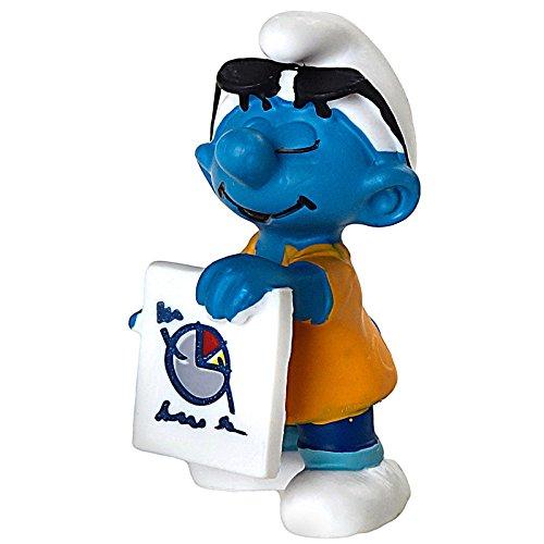 Schleich North America Marketing Smurf Toy Figure - 1