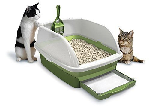 Tidy Cats Cat Litter, Breeze, 1 Litter Box Kit System Odor Control Made Easy (Self Contained Doll House compare prices)