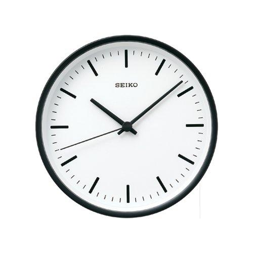 SEIKO(セイコー)「STANDARD」アナログ電波クロック φ200mm / ブラック KX310K