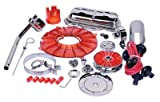 SUPER COLOR & CHROME KIT, RED, dune buggy vw baja bug