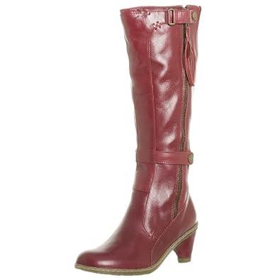 Dr. Martens Jenna High leg boot Red 11436600 9 UK Regular