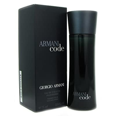 Giorgio Armani Armani Code for Men Eau De Toilette Spray, 2.5 Ounce