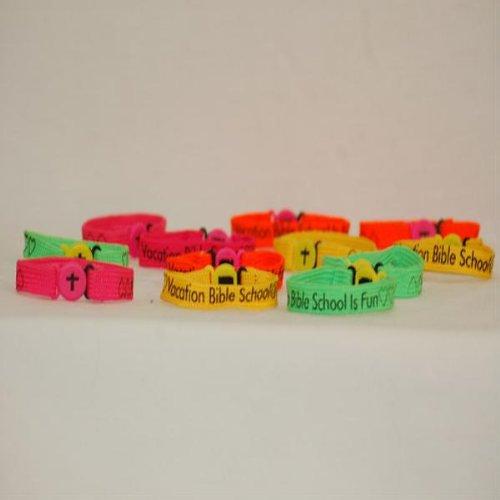 Vacation Bible School Bracelets Case Pack 36