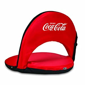 Picnic Time Coca-cola Portable Oniva Seat from Picnic Time