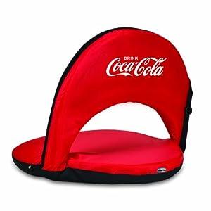 Picnic Time Coca-cola Portable Oniva Seat from Picnic Time