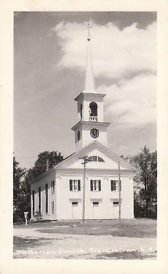 F6720 NH, Francestown Unitarian Church Photo Postcard