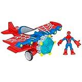 Spider-Man Stunt Wing Spider Plane