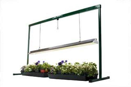 hydrofarm jsv4 4 foot jump start t5 grow light system free shipping new. Black Bedroom Furniture Sets. Home Design Ideas