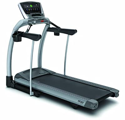 Vision Fitness Tf20 Touch Folding Treadmill by Vision Fitness