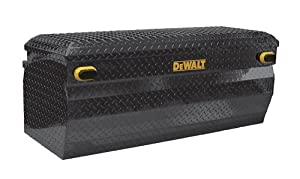 "DeWalt DIGC48WB 48"" Industrial Grade Black Chest Wedge Toolbox"