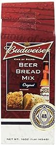 Budweiser Beer Bread Mix, Original, 16 Ounce