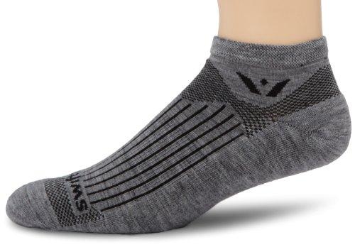 Buy Low Price Swiftwick Pursuit Zero Socks (ZERO-MERINO)