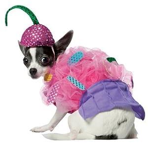 Rasta Imposta Cupcake Dog Costume, XX-Large