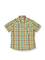 Salewa Camisa Niños Unisex Incanto Dry Verde