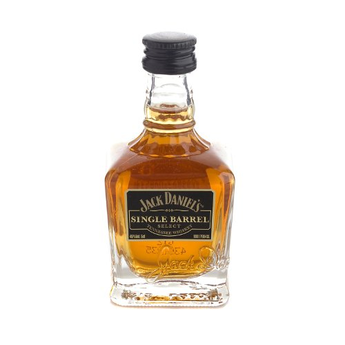 Jack Daniel discount duty free Jack Daniels Single Barrel Select Tennessee Whiskey 5cl Miniature