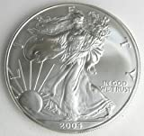 2004 US Mint American Silver Eagle $1 Dollar Unc Coin