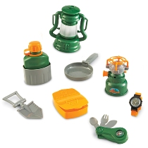 Pretend and Play Camp Set