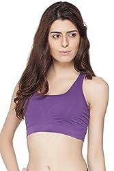 C9 Purple Comfort Fit Women's Sports Bra