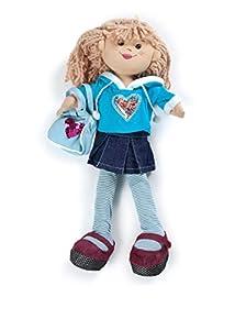 My Doll Muñeca Toumas Azul