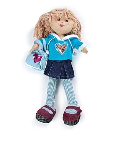 My Doll Bambola Keira 2 TA004 Azzurro