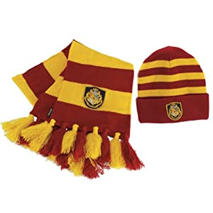 Harry Potter Knit Hat & Scarf Set