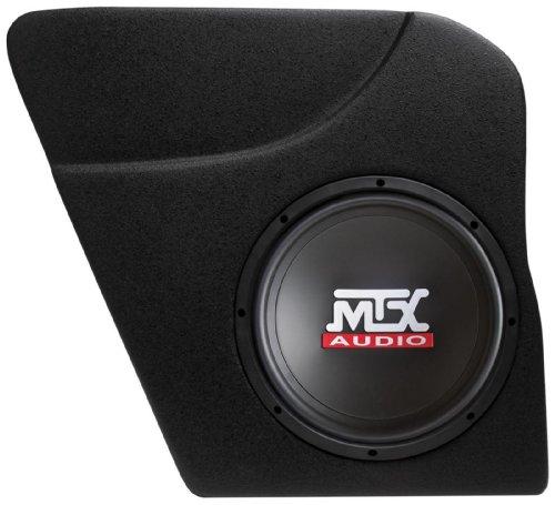 "Mtx Thunderform Honda Civic 10"" Loaded Custom Subwoofer Enclosure 2006-2012 Sub Box"