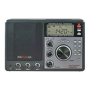 CCRadio AM/FM/Shortwave Portable Radio
