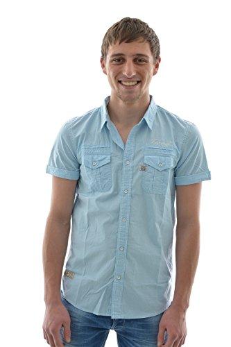 Camicia a maniche corte Kaporal 5Kaput Blu blu S