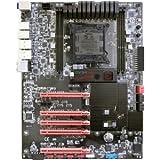 NEW EVGA Desktop Motherboard – Intel X79 Express Chipset – Socket R LGA-2011 (151-SE-E779-KR )