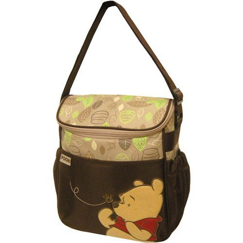 Diaper Bag Winnie The Pooh by Disney 4 Outside pockets - 1