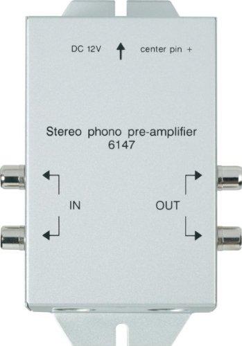 Golden Note Phono- (Plattenspieler) Vorverstärker Stereo