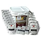 Disaster Supplies Kit - Long Term Food Storage - 84 Serving Grab n' Go Bucket