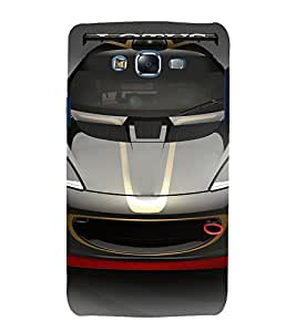printtech Superfast Car Back Case Cover for Samsung Galaxy Grand Max G720