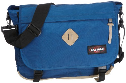 Eastpak Unisex Delegate Messenger Bag Summ'It Blue