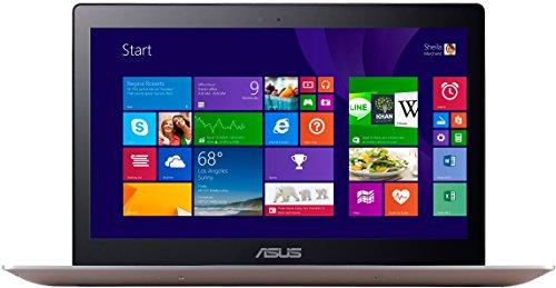 Asus UX303LA-R5097H 33,8 cm (13,3 Zoll) Notebook (Intel Core i7-4510U, 2GHz, 8GB RAM, 256GB SSD, Intel HD, Win 8) braun